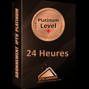 Abonnement IPTV Platinum+