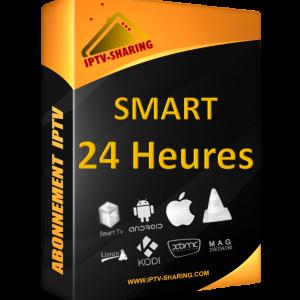 Abonnement IPTV SMART